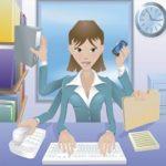 Офис менеджер со знанием немецкого языка